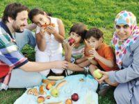 Muslimanska porodica je sretna porodica!