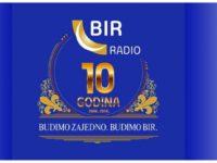 Radio BIR obilježava 10. godišnjicu rada i postojanja