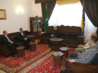 Delegacija Međunarodnog foruma solidarnosti Emmaus u posjeti reisu-l-ulemi