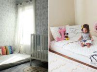 Dječija soba: ovo su odlični razlozi da djetetu stavite dušek na pod