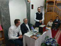 Bos. Dubica: Dr. Šefik Kurdić održao hutbu, predavanje i promociju knjiga