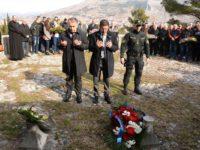 Na Partizanskom groblju obilježen Dan oslobođenja Mostara od fašizma