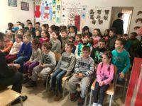 """Ministar Ramić posjetio Osnovnu školu """"1. mart"""" u Vrbanjcima"""