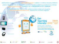 Obilježavanje Dana sigurnijeg interneta 2018