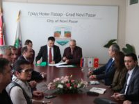 Novi Pazar: Potpisan ugovor za izradu projekata za restauraciju Isa-begovog hamama