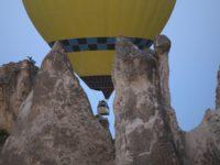 Proljeće u Kapadokiji: Prelijepi krajolik iz zraka