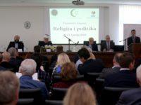 """Hrvatska: Otvoren 25. naučni simpozij """"Religija i politika"""""""