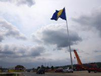 U Tešnju 10. maja podizanje najveće zastave BiH