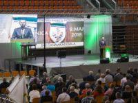 Zenica: Svečana akademija povodom 9. maja, Dana zlatnih ljiljana Armije RBiH