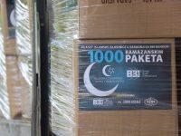 Realizovana akcija 1000 ramazanskih paketa za povratnike