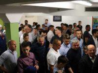1000 klanjača na bajram-namazu u BKC-Frankfurt