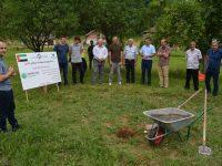 Postavljen kamen temeljac za novu ambulantu u Potočarima