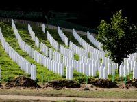 Pismo babi koji je ubijen u genocidu u Srebrenici