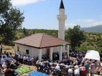 U Orahovici kod Bileće svečano otvorena obnovljena Bajramovića džamija