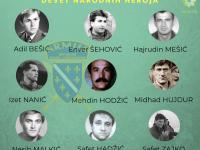Narodni heroji: Adil Bešić