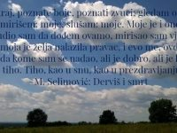 Derviš i smrt: Hasanov monolog