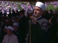 Podsjetnik na 11. juli 2015.: Reis Kavazović u dvije rečenice smirio masu od 50.000 ljudi