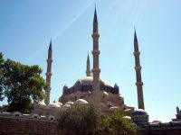 Edirne: Džamiju Selimiju za sedam mjeseci posjetilo 1,5 miliona ljudi