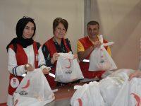 Humanitarne organizacije iz Turske dijele kurbansko meso socijalno ugroženima u BiH