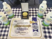 Gradačački sajam: Domaćoj mljekari Inmer dvije Zlatne medalje za kvalitet proizvoda