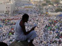 Hadžije iz Bosne i Hercegovine jutros izašle na visoravan Arefat