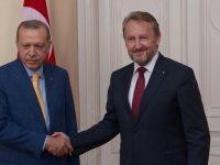 Povodom Kurban-bajrama Erdogan razgovarao s Izetbegovićem i Thacijem