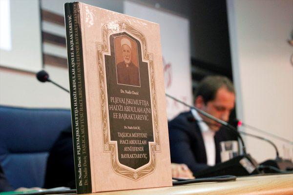 knjiga o pljevaljskom muftiji Abdulahu Ajni Bajraktareviću