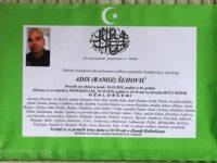 Sin mi je ubijen u policijskoj uniformi braneći ovu zemlju, tako ginu šehidi!