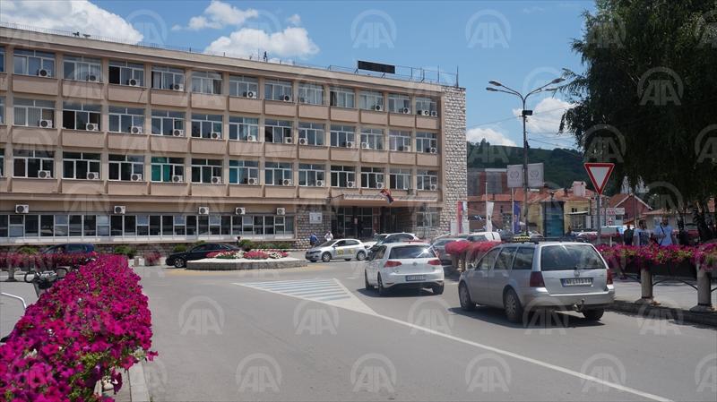 Trg u Novom Pazaru-Hatidža Mehmedović