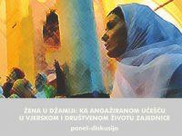 Žena u džamiji: ka angažiranom učešću u vjerskom i društvenom životu zajednice