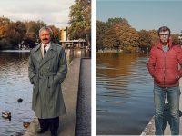 Autostopom obišao 45 zemalja: slikao se na mjestima koje je posjetio njegov djed