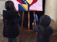 Sarajevski osnovci uputili poruke i čestitke domovini BiH