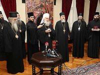 Retuširanje biografije poglavara SPC patrijarha Pavla – prešućivanje istine