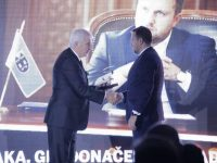 Gradonačelnik Sarajeva dobio nagradu Međunarodnog olimpijskog komiteta