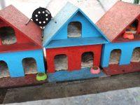 Dobra ideja: Stari namještaj kao materijal za kućice za napuštene životinje