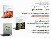 Promocija tri knjige prof. dr. Sanjina Kodrića