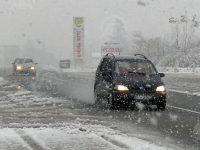 BIHAMK: Oprez, putevi djelimično zaleđeni i klizavi
