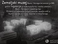 Rođendan Zemaljskog muzeja Bosne i Hercegovine