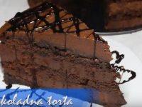 Video recept: Volite li vi čokoladnu tortu?