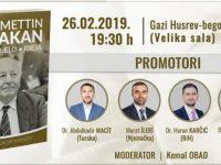 """Održana promocija knjige """"Nedžmettin Erbakan"""""""