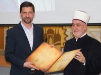 Najistaknutiji vakif za 2018. godinu je Meho Tepić