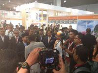 Kralj Malezije posjetio štand Sarajevo halal-sajma na MIHAS-u u Kuala Lumpuru