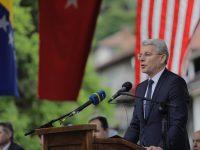 Šefik Džaferović: Obnova Aladža džamije predstavlja pobjedu dobra nad zlom