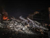 Izraelska vojska uništila zgradu u kojoj se nalazi ured Agencije Anadolija u Gazi