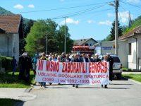Bratunac: Sjećanje na bošnjačke žrtve ubijene tokom 1992. godine
