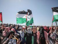 Gaza: Protesti u povodu 71. godišnjice Nakbe