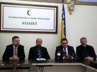 Islamska zajednica uručila donaciju Merhametu za pomoć migrantima