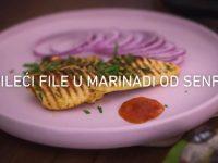 Vegedor iftarski meni: Pileći file u marinadi od senfa