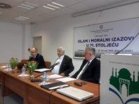 """Održan okrugli sto """"Islam i moralni izazovi u 21. stoljeću"""""""