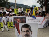 Protest u Sarajevu zbog smrti Mohameda Morsija